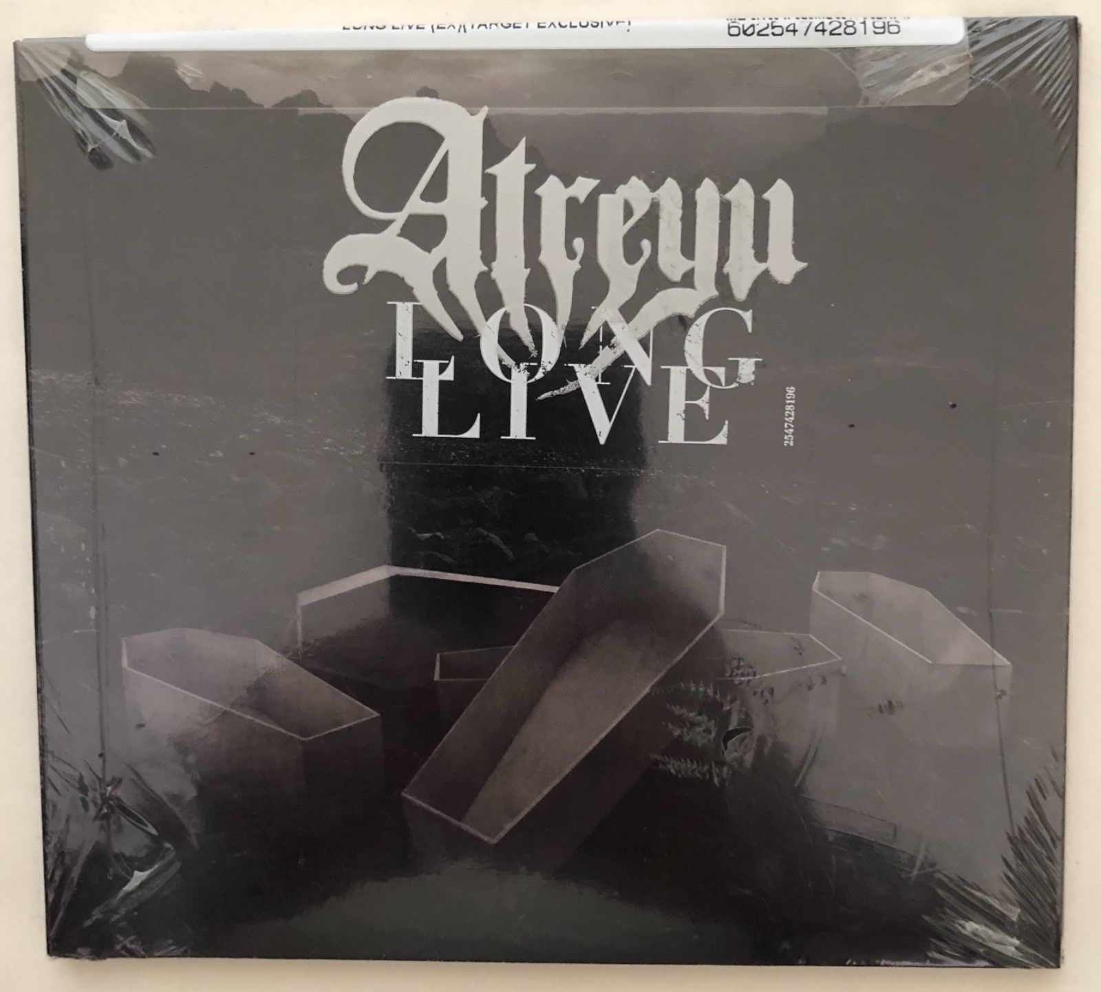 Primary image for Atreyu 'Long Live' Exclusive Limited Edition Bonus Tracks CD (2015) Brand New