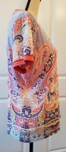 Etro Spa Designer Women's Multi Colored Top  Size 48 / L  image 4