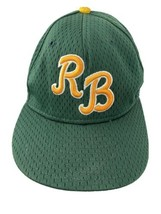 RB Green Yellow Bears? Team Fitted New Era 7 1/4 Adult Baseball Ball Cap... - $14.84