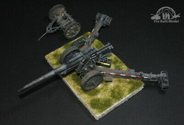 German sFH 18 15cm Field Howitzer 1:35 Pro Built Model - $197.01