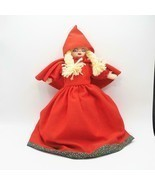 Vintage Interchangeable Hand Puppet Little Red Riding Hood Big Bad Wolf ... - £54.37 GBP