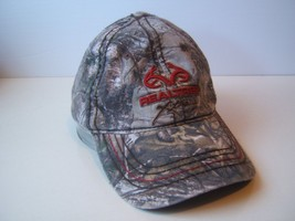 Realtree Xtra Camo Hat L/XL Stretch Fit Camouflage Baseball Cap - $15.25