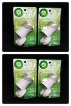 Airwick Plug In Scented Oil Warmer Unit - LOT OF 4 - $14.36
