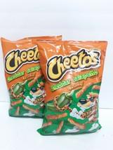 Cheetos Chadder Jalapeno Crunchy 8 1/2 Oz 2 Bags - $18.80