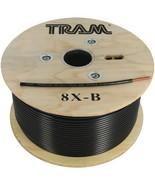 Tram 8X-B RG8X 500ft Roll Tramflex Coaxial Cable - $142.54