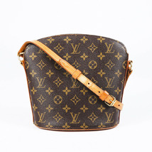 Louis Vuitton Drouot Monogram Shoulder Bag - $760.00