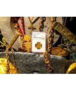 """SPAIN 2 ESCUDOS 1615 """"ATOCHA ERA"""" NGC 65!  PIRATE GOLD COINS TREASURE SH... - $4,750.00"""