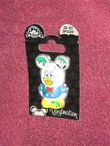 Disney Parks Puffy Pin 3D Vinylmation Donald Duck.Very Cute Disney Pin - $9.89