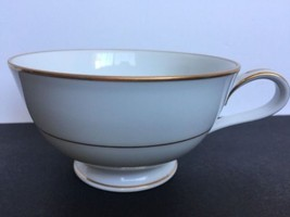 Noritake Fine China Footed Tea Cup Dawn 5930 Japan Dinnerware Price for One - $8.54