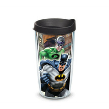 Batman Comics Wrap Tumbler With Lid 16 oz Tervis®  - $26.98