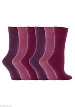 6 Paar Damen Sockshop sanften Griff Baumwolle Socken 4-8 uk,37-42 Einfac... - $21.77 CAD
