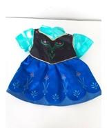 Build A Bear BAB Frozen Anna Dress Stuffed Animal Dress - $7.61