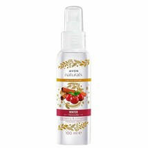 Avon Naturals Cranberry & Cinammon Body Mist Body Spray 100 ml New Rare - $14.60