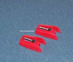 NEW STYLUS NEEDLE LOT for SANYO-FISHER ST-05-707J-ST05 ST05D ST40 793-S7 793-S7M image 2
