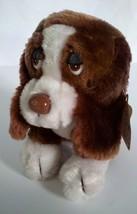 Vintage Russ Baxter Bashful Basset Hound Dog Plush Stuffed Animal Doll 7... - $14.84
