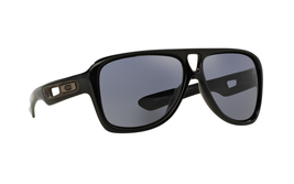 Oakley Dispatch II Sunglasses OO9150-01 Polished Black W/ Grey Lens RARE - $197.99