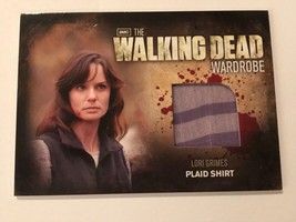 Cryptozoic Walking Dead Season 2 Wardrobe Sarah Wayne Callies as Lori Gr... - $41.58