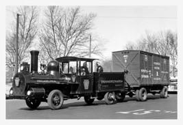 Car Pulling Train Car, Philadelphia, Pa By Free Library Of Philadelphia - Art Pr - $19.99+