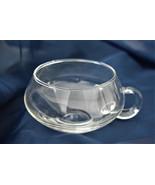 RIEKES CRISA Crystal Punch Cups   MODERNA  NIB! - $28.95