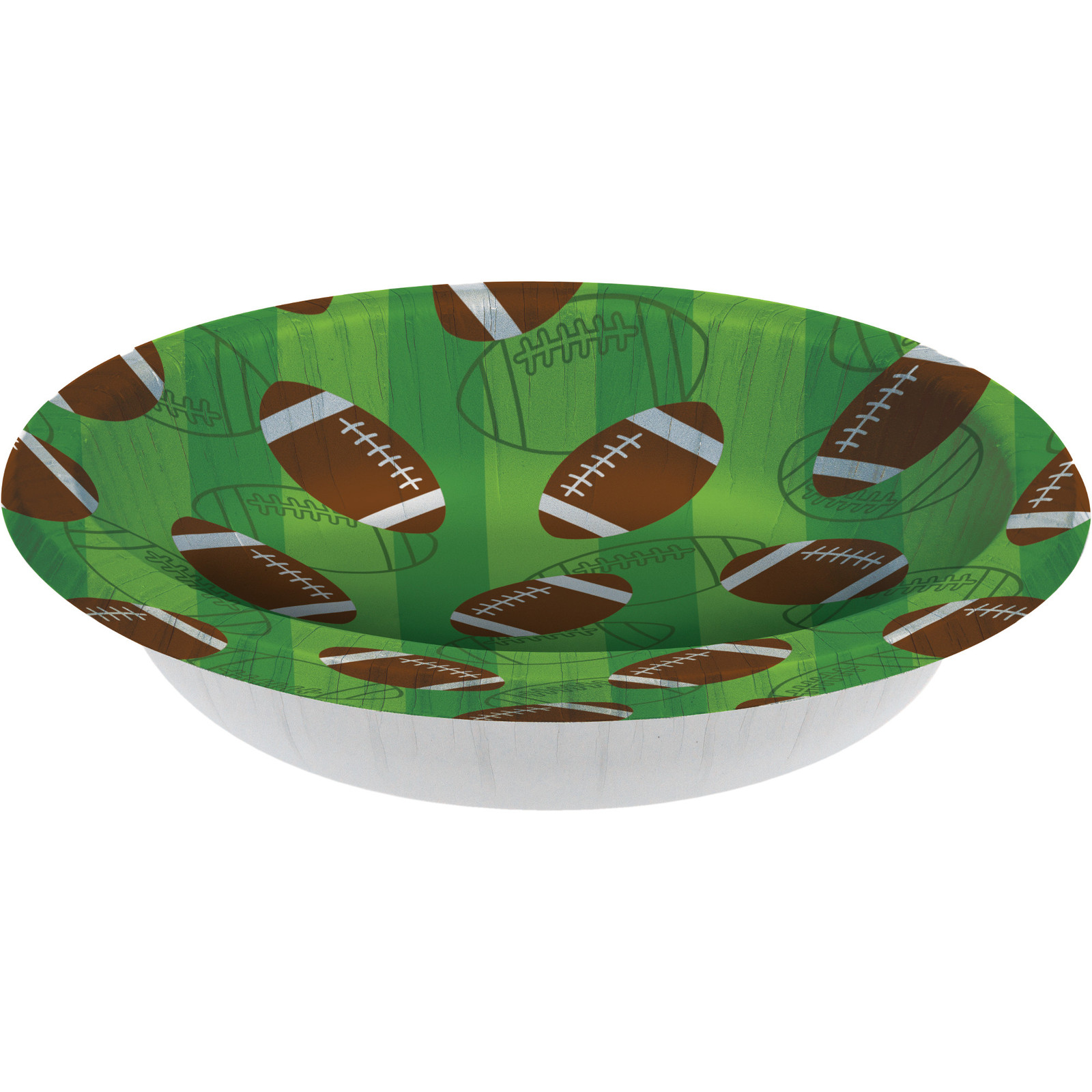 Football 20 Oz. Paper Bowl/Case of 96