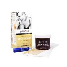 Parissa Chamomile Body Sugar Natural Hair Remover System - 5 Oz image 1