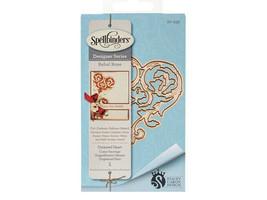 Spellbinders Designer Series Rebel Rose Untamed Heart Die #S2-259
