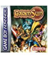 Golden Sun GBA Gameboy Advance - $21.99