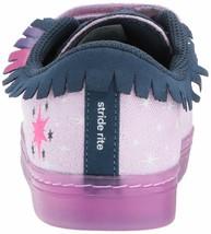 Stride Rite Kids' My Little Pony Twilight Sparkle Magic Sneaker Purple S... - $40.09