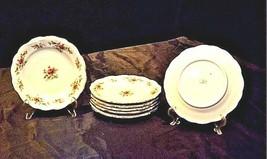 Bavarian German China Johann Haviland (Dessert Plates) AB 55-CNo. 95 Vintage
