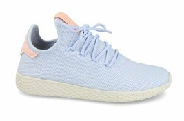 Adidas Pharrell Williams Tennis Hu Women's Running Mesh/Blue(B41884)Size... - $64.99