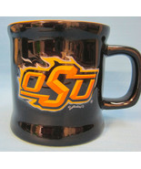 Oklahoma State University OSU Cowboys Fans Mug Cup Orange Black Jenkins - $24.95