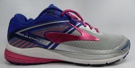 Brooks Ravenna 8 Running Shoes Women's Size US 10 M (B) EU 42 Silver 1202381B089