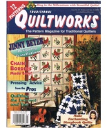 Back Issue of Traditional Quiltworks Magazine Issue 65 Quilting Crafts - $4.99
