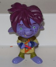 Mike The Knight Trollee PVC Figure Cake Topper - $5.00