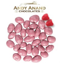 Andy Anand Belgian White Chocolate Raisin with Raspberry Free Air Shipping 1 lbs - $29.84