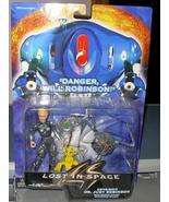 Lost in Space: Dr. Judy Robinson: Cryo-suit w/ Magnetic Attack Bite-stri... - $7.91