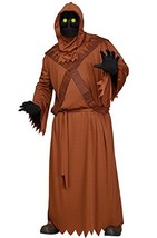 Fun World Men's Plus Size Fade Out Desert Dweller Adult Plus Costume, Br... - $55.44