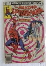 Amazing SPIDER-MAN #201 Vf+ Marvel Comics Punisher App - £12.69 GBP