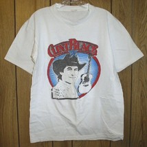 Clint Black Concert Tour T Shirt Vintage 1991 Merle Haggard Carlene Carter - $97.99