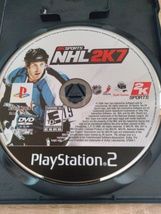 Sony PS2 NHL 2K7 image 3