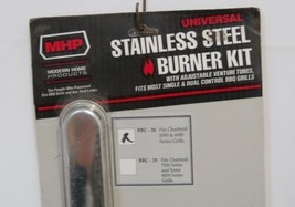 MHP BBC28 Universal Stainelss Steel Burner Kit Charbroil 5000 6000 Series Grill image 2