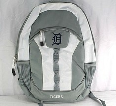 Detroit Tigers Backpack Gray/White - $34.99