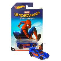 NEW Hot Wheels Mattel 2016 Marvel Spider-Man Homecoming POWER RAGE Car 1/6 - $14.99