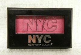 Nyc City Mono Single Powder Eyeshadow Eyes Makeup ~ 919 Buzz List Pink 0.08 Oz - $5.61