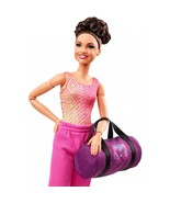 Laurie Hernandez Gymnast Barbie Signature Doll NEW - $75.00