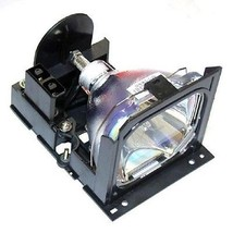 Mitsubishi VLT-PX1LP VLTPX1LP Lamp In Housing For Projector Model LVPX70B - $27.07