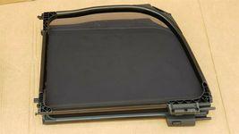 03-09 Audi A4 Cabrio Cabriolet Rear Wind Deflector Screen Blocker 8H0862953 image 11