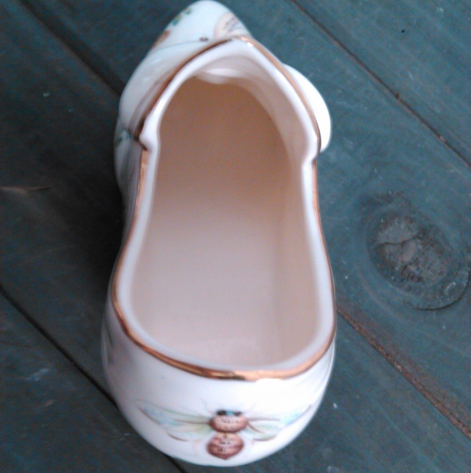 Porcelain Shoe FIB Burton & Burton