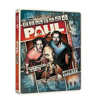 Paul  Limited Edition Steelbook [Blu-ray + DVD]