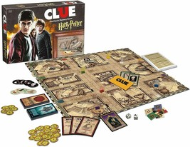 Harry Potter Clue Board Game New  - $49.74